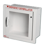 Fully Recessed AED Cabinet (11