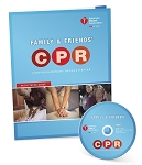 AHA Family & Friends CPR DVD with Facilitator Guide