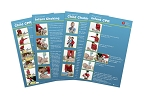 Heartsaver Child & Infant Poster Pack 2015 pk of 8