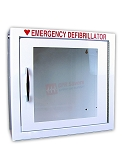 Surface Mount AED Cabinet (17.5