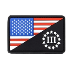 Morale Flag Patches (6PC/PACK)