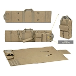 TRI-FOLD RIFLE CASE