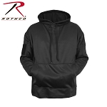 Black Concealed Carry Hooded Sweatshirt