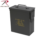 Rothco New Mil-Spec Tall 50 Cal Ammo Can