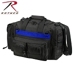 Black Concealed Carry Bag w/Thin Blue Line