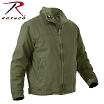 Olive Drab 3-Season Concealed Weapon Jacket