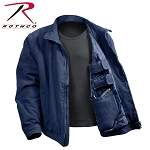 Navy Blue 3-Season Concealed Weapon Jacket