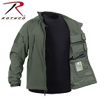 O.D. Concealed Carry Soft Shell Jacket