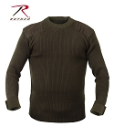 Gov't Type Acrylic Commando Sweater