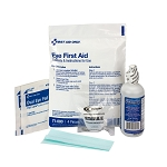 6 Piece Eye Wound First Aid Triage Pack - Eye Wound Treatment