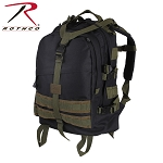 Black w/O.D. Accents Large Transport Pack