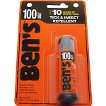 Ben's® 100 Mini Spray, 0.5 oz, 12 pc