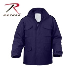 Navy Blue M-65 Field Jacket