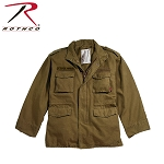 Russet Brown Vintage M-65 Field Jacket