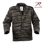 Tiger Stripe M-65 Field Jacket