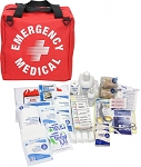 First Responder Medical Trauma 132 Piece First Aid Kit