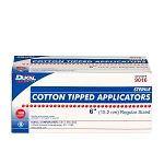 Cotton-Tipped Applicator (6