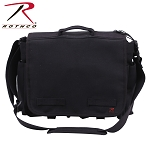 Black Concealed Carry Messenger Bag