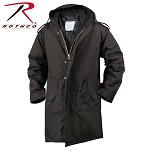 Black M-51 Fishtail Parka