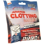 QuikClot Advanced Clotting Gauze 3