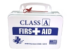 First Aid Kit Class A - Poly White
