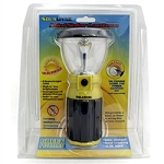 Mini Solar/Dynamo Lantern w/ Cell Phone Charger