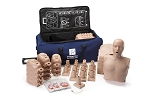 Prestan Ultralite CPR Training Manikins with CPR Feedback - 12 Pack