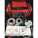 DART BAG™ ECG ACLS Simulator - Red