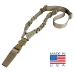 COBRA One Point Bungee Sling- Tan