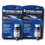Potable Aqua Germicidal Tablets - 50 Tablets
