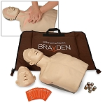 Brayden CPR Training Manikin with Red Indicator Lights
