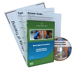 Convergence Training DVD: Back Injury Prevention (Ergonomics)