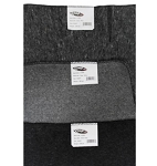 KEMP USA GRAY 50% WOOL BLANKET
