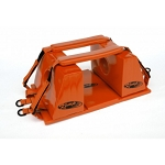 KEMP USA ORANGE HEAD IMMOBILIZER
