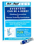 Act Fast Choking Rescue & Prevention Training Curriculum