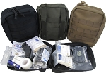Military Individual First Aid Kit