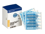 Fingertip Visible Blue Metal Detectable Bandage - 20 Bandages