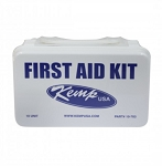 KEMP USA 10 PERSON 10 UNIT FIRST AID KIT