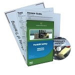 Convergence Training DVD: Forklift Safety
