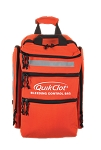 QuikClot Bleeding Control Bag and First Aid kit- With Tourniquet Options