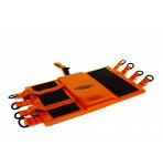 KEMP USA ORANGE HEAD IMMOBILIZER BASE