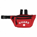 KEMP USA HIP PACK WITH STRAPS - RED