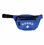 KEMP USA ROYAL HIP PACK ROYAL W/ GUARD LOGO