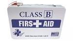 Class B Metal First Aid Kit