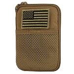 Pocket Pouch with US Flag Patch