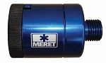 MERET 0-25 LPM Click Style Flow Meter