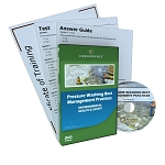 Convergence Training DVD: Pressure Washing Best Management Practices