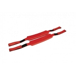 KEMP USA RED HEAD IMMOBILIZER REPLACEMENT STRAPS (PAIR)