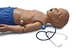 Heart and Lung Sounds 1-Year with Intubatable Airway