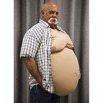 SimObesity Shirt Adult Obesity Simulation